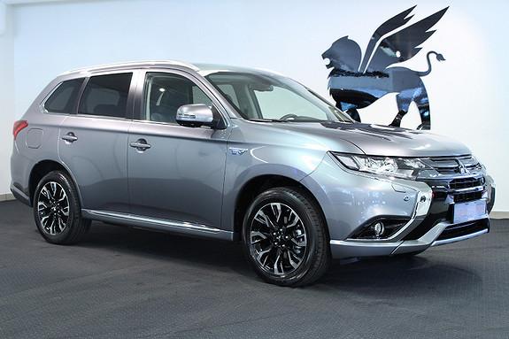 Mitsubishi Outlander PHEV Instyle+ Plug-in hybrid  2016, 350 km, kr 418900,-