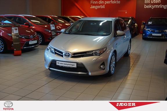 Toyota Auris 1,8 Hybrid E-CVT Active+  2015, 44800 km, kr 239000,-