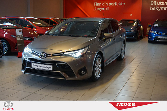 Toyota Avensis Touring Sports 1,6 D-4D Active  2016, 23800 km, kr 289000,-