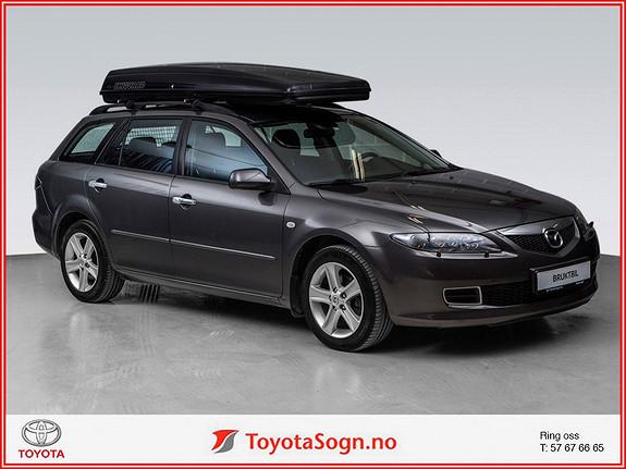 Mazda 6 1,8 120hk Limited Edition  2008, 108152 km, kr 109000,-