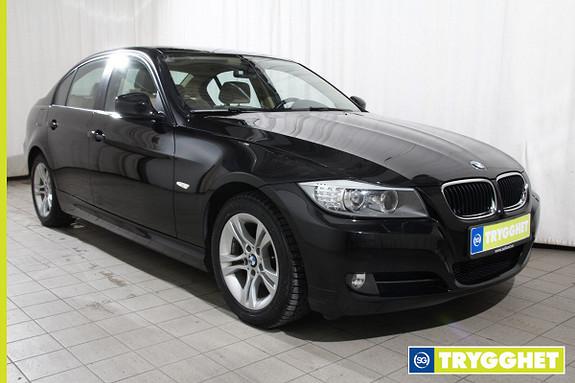 BMW 3-serie 316d 116HK-BiXenon-Automatisk klima-Skinn