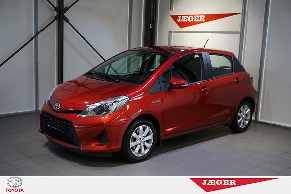 Toyota Yaris 1,5 Hybrid Active  2014, 5000 km, kr 179000,-