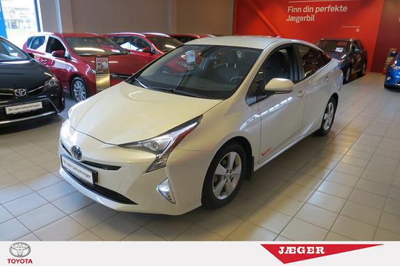 Toyota Prius 1,8 VVT-i Hybrid Executive M. Toyota Safety Sense  2016, 18100 km, kr 309000,-