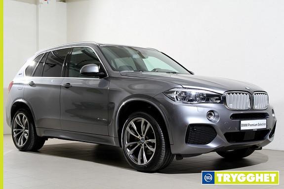 BMW X5 xDrive40e iPerformance 313hk Mpakke-Navi-HUD-Cruise-HK+