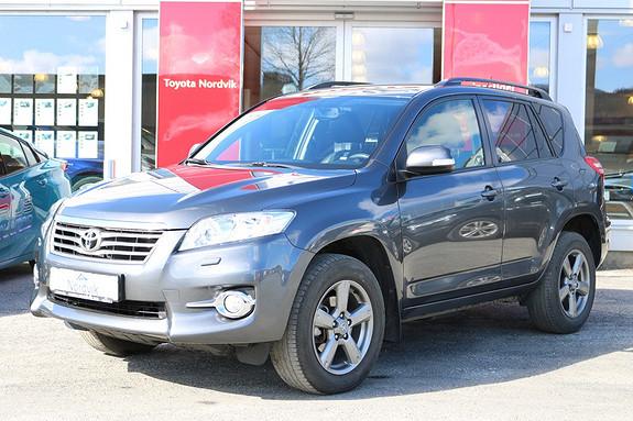 Toyota RAV4 2,0 VVT-i Vanguard Exec.M-drive S  2012, 50400 km, kr 289000,-