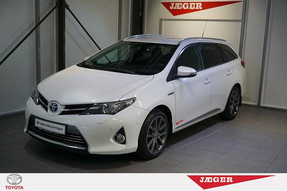 Toyota Auris Touring Sports 1,8 Hybrid Executive  2014, 44900 km, kr 249000,-