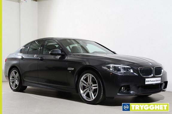 BMW 5-serie 530d xDrive Automat -Mpakke-Navi-LED-DAB+-NightVision++