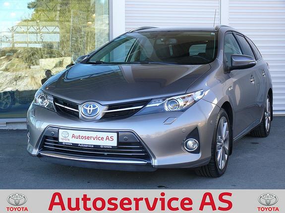 Toyota Auris Touring Sports 1,8 Hybrid Executive  2014, 31000 km, kr 259000,-
