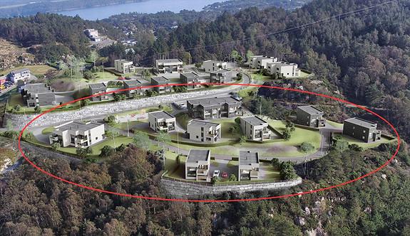 Bjorøy: Nye familieboliger i nytt boligfelt med enestående sol- og utsiktsforhold