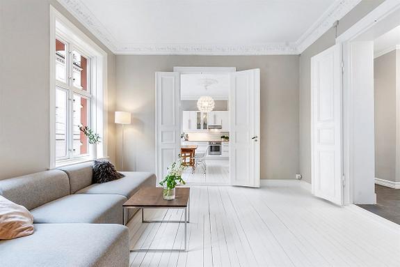 3-roms leilighet - St. Hanshaugen-Ullevål - Oslo - 5 850 000,- Nordvik & Partners