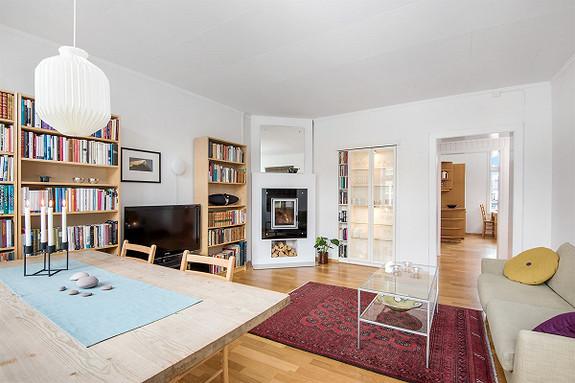 3-roms leilighet - Grünerløkka-Sofienberg - Oslo - 4 800 000,- Schala & Partners