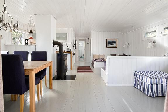 Sjarmerende hytte i skogen - Kirkøy, Hvaler
