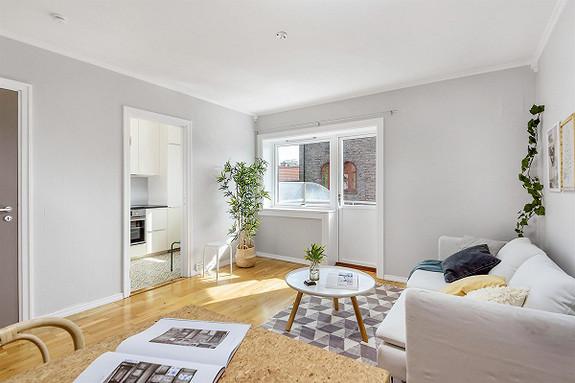 1-roms leilighet - Ila-Sagene - Oslo - 2 700 000,- Schala & Partners