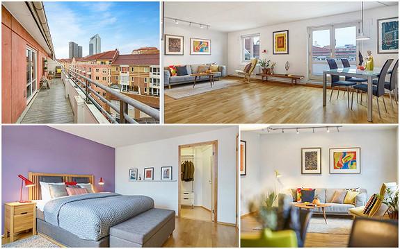 3-roms leilighet - Gamle Oslo - Oslo - 5 190 000,- Nordvik & Partners