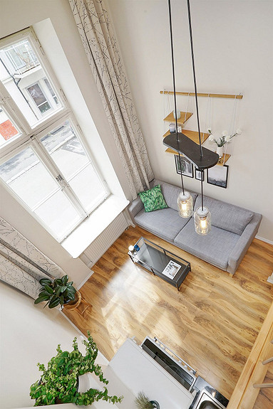 2-roms leilighet - St. Hanshaugen-Ullevål - Oslo - 2 990 000,- Nordvik & Partners