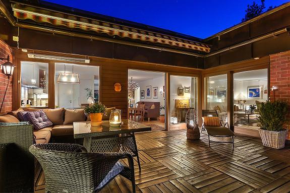 5-roms leilighet - Ullern - Oslo - 8 800 000,- Nordvik & Partners
