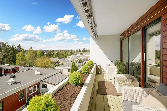 4-roms leilighet - Røa - Oslo - 6 490 000,- Nordvik & Partners