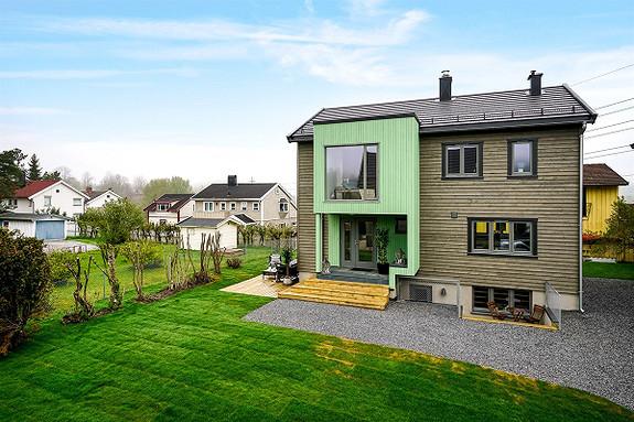 7-roms enebolig - Lambertseter - Oslo - 11 000 000,- Nordvik & Partners