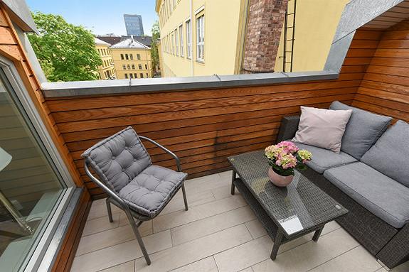 Leilighet - St. Hanshaugen-Ullevål - Oslo - 4 890 000,- Nordvik & Partners