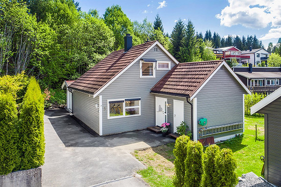 Enebolig - Drammen - 3 690 000,- Nordvik & Partners
