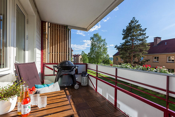 3-roms leilighet - Helsfyr-Sinsen - Oslo - 4 300 000,- Nordvik & Partners
