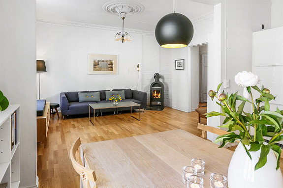 3-roms leilighet - Grünerløkka-Sofienberg - Oslo - 5 100 000,- Nordvik & Partners
