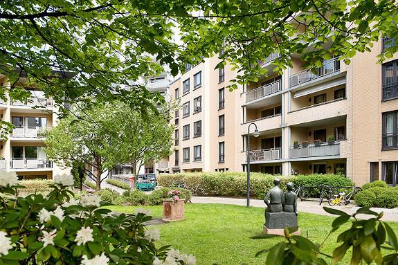 2-roms leilighet - Uranienborg-Majorstuen - Oslo - 4 690 000,- Nordvik & Partners