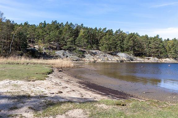 Trivelig hytte  -  Saltvika, Kirkeøy,  Hvaler