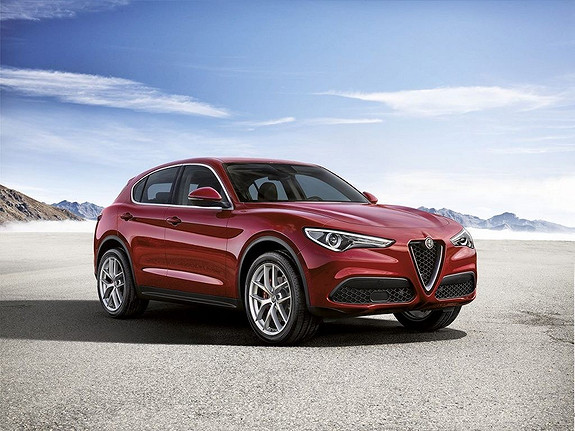 Alfa Romeo Stelvio First Edition 2.0T 280hk