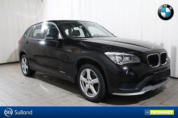 BMW X1 xDrive18d Norsk-DAB-Blåtann-BiXenon-Servotronic-etc
