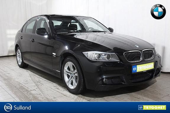 BMW 3-serie 320d xDrive Norsk-M.sport-Navi-Blåtann-DAB-En eier-HiFi