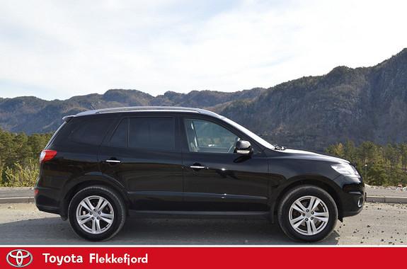 Hyundai Santa Fe 2,2 CRDI SE 4WD AT  2010, 155823 km, kr 169000,-