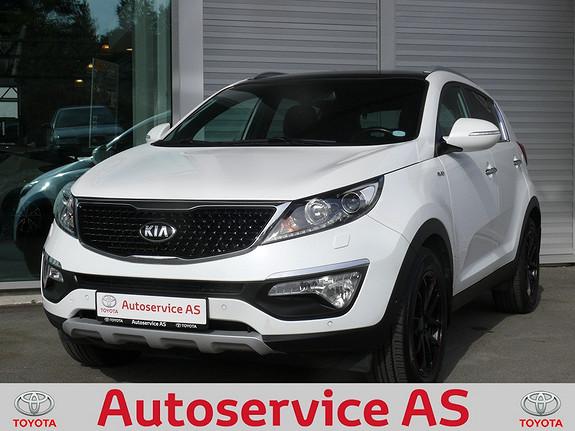 Kia Sportage 2,0 CRDi Exclusive 4WD Aut.  2014, 44000 km, kr 369000,-