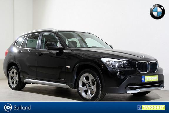 BMW X1 xDrive18d (143hk) Automat Xline/Navi/Skinn/PDC/Cruise++