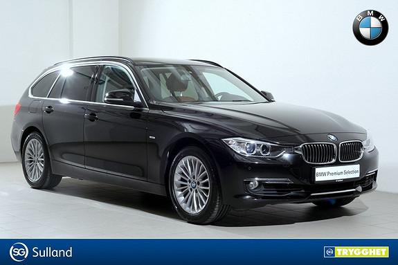 BMW 3-serie 320i xDrive Touring aut -Navi-HeadUp-DAB+-HiFi-Lys Pakk