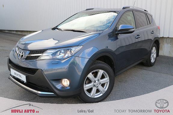 Toyota RAV4 2,2 D-4D 4WD Active 150HK , Understellsbehandlet, DAB+,  2013, 88568 km, kr 309000,-