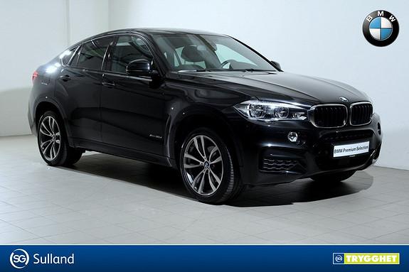 BMW X6 xDrive30d -Mpakke-Navi-HUD-DAB+-ActiveCruise+++
