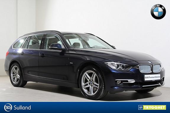 BMW 3-serie 320i xDrive Touring aut Xenon-DAB+-HiFi-Lyspakke-PDC++