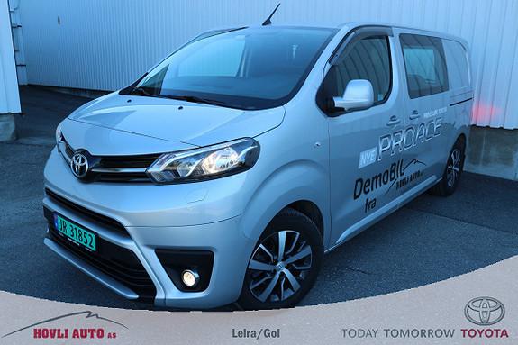 Toyota Proace 1,6 D 115 Comfort L1H1 DEMOBIL  2016, 14000 km, kr 249900,-