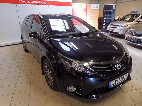 Toyota Avensis 1.8VVT-i Advance  2012, 52600 km, kr 219000,-
