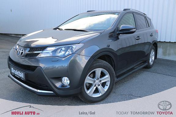 Toyota RAV4 2,0 D-4D 2WD Executive , DAB+, Tectylert, Lakkforseglet  2013, 57456 km, kr 279900,-