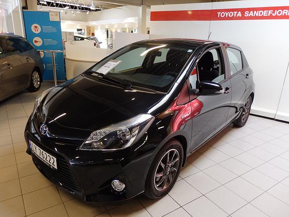 Toyota Yaris 1.5 ACTIVE +  2014, 18500 km, kr 169000,-