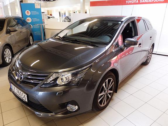 Toyota Avensis 1.8VVT-i in Busniess 2  2014, 34000 km, kr 269000,-
