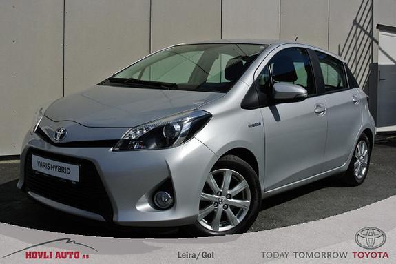 Toyota Yaris 1,5 Hybrid Active En eier - 2,95% rente - Garanti 2019  2014, 50097 km, kr 169900,-