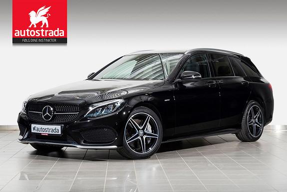 Mercedes-Benz C-Klasse C450T AMG 4matic