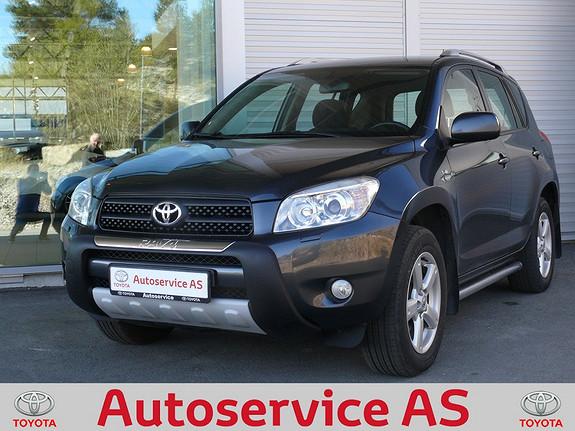 Toyota RAV4 2,2 D-4D 136hk DPF  2007, 147000 km, kr 149000,-