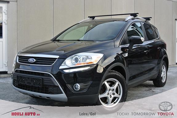 Ford Kuga 2,0 TDCi 140hk Titanium S H.feste - Ryggekamera - Varme  2012, 86500 km, kr 229900,-
