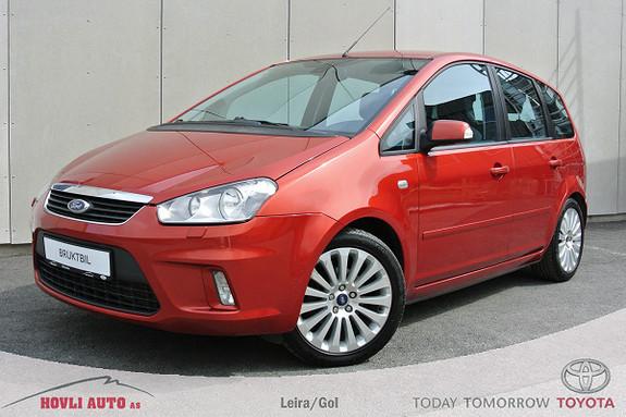 Ford C-Max 1,6 TDCI 109hk Titanium Aut klima  - 3 mnd garanti  2008, 144478 km, kr 79900,-