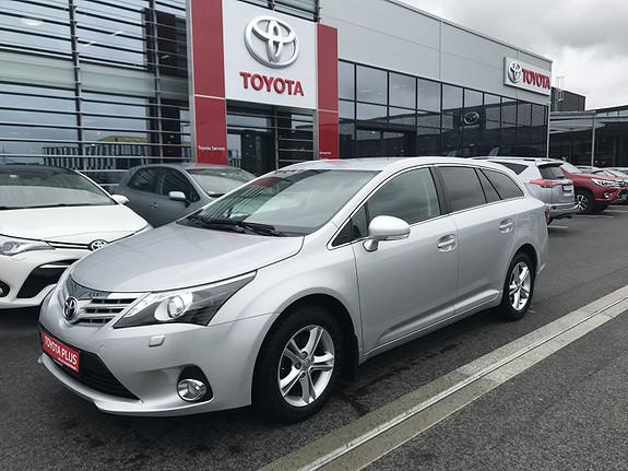 Toyota Avensis 1,8 147hk Adv InBusiness 2.0 M-drive S lav km!  2014, 29000 km, kr 269000,-