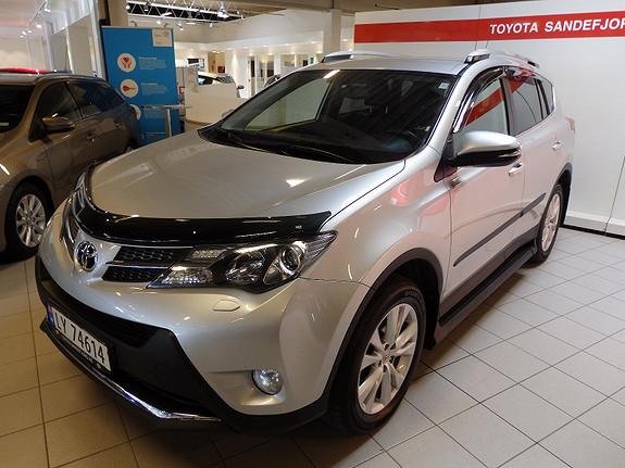 Toyota RAV4 2.2D-4D DPF EXECUTIVE  2013, 73000 km, kr 319000,-